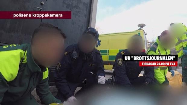 Polisen vädjar om hjälp –  efter granatexplosionen