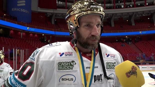 """Joel Lundqvists hälsning till fansen: """"Planet står och väntar"""""""