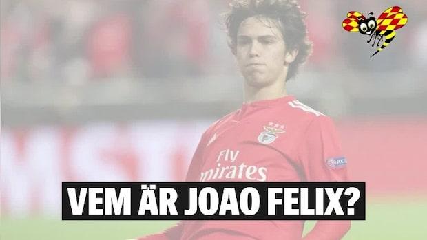 Vem är Joao Felix?