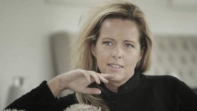 Linda, mamma till William. Foto: SVT