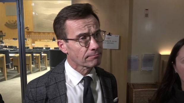 """Ulf Kristersson (M): """"Nu vore det bra med en borgerlig regering"""""""