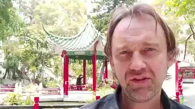 """Nylander om Kinas BNP: """"Djupaste fallet som någonsin rapporterats"""""""