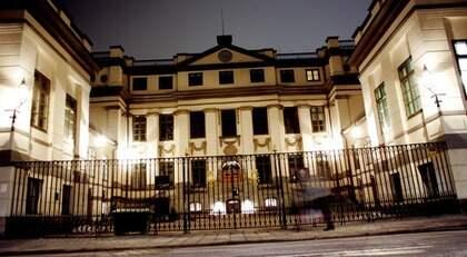 Högsta domstolen i Stockholm. Foto: Magnus Jönsson