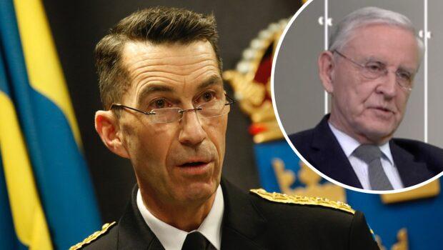 """Generalmajoren: """"Vi kunde knappt försvara Sverige"""""""