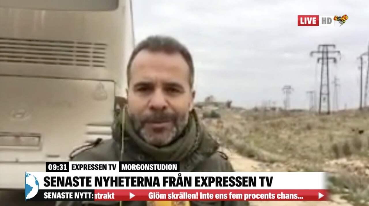 Aleppo evakueringen ska aterupptas
