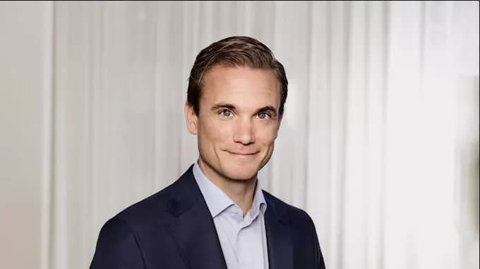 Olle Marcusson, 40, Allras chef för fonderna i Luxemburg. Foto: / ALLRA