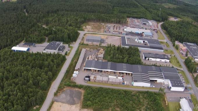 Sektens företag i Smålandsstenar. Foto: Tomas Burman