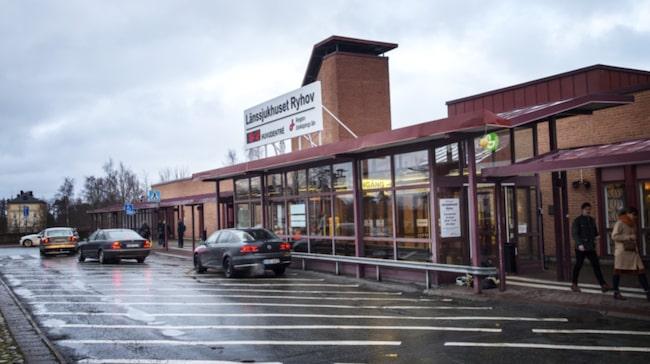 Länssjukhuset Ryhov i Jönköping.