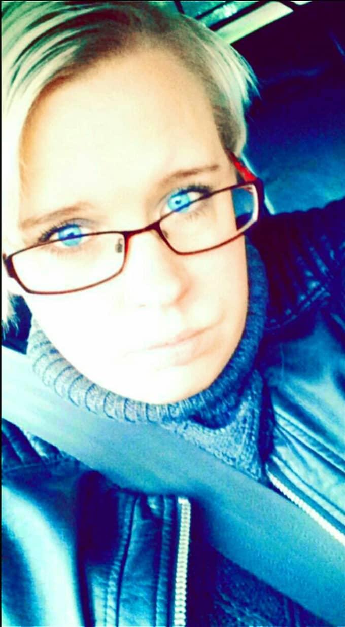 Carolina Wallin, 35, var på hotellet där en ettåring föll från balkongen på lördagen, i september 2014. Hon tänkte då på hur osäkra balkongerna var för barn. Foto: Carolina Wallin