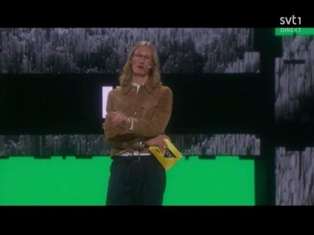 Marcus Berggrens kritiserade skämt på P3 Guld