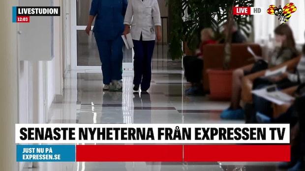 Akut blodbrist på Sahlgrenska sjukhuset