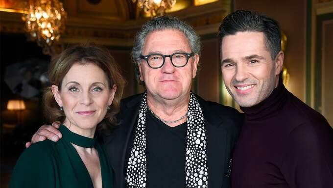 I Love Musicals med Helen Sjöholm, Tommy Körberg och Peter Jöback kommer till Göteborg i helgen. Foto: Pressbild: Karin Törnblom