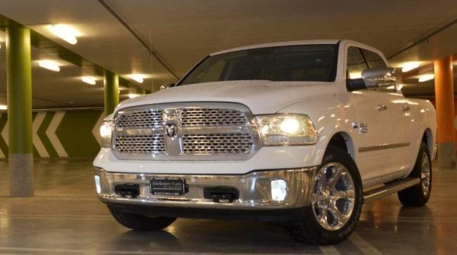 Dodge Ram säljs inte i Sverige genom någon vanlig generalagent, utan importeras av ett antal andra aktörer. En av de största är Exclusive Cars, som lånat ut den Dodge Ram som ALLT OM BILAR provkört.