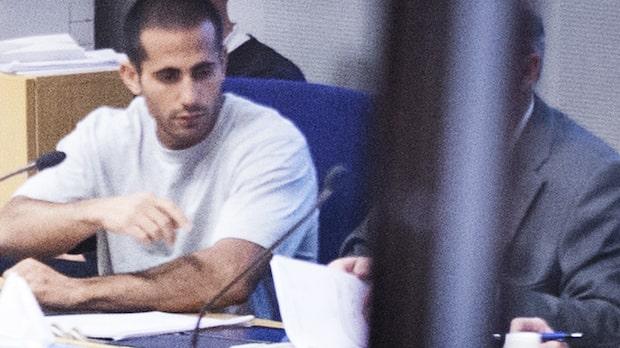 Mark Saliba vandaliserade avdelning i fängelset