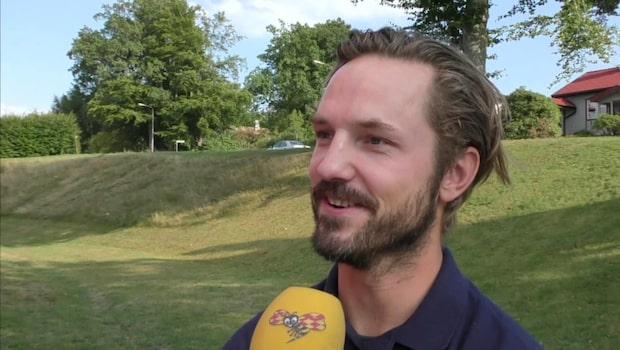 """Niklas Persson om nya rollen: """"Känns roligt"""""""