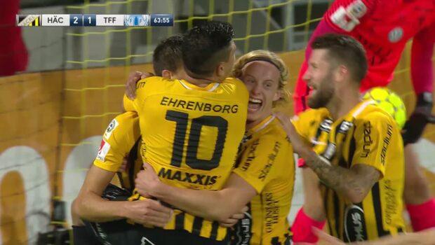 Highlights: Häcken-Trelleborg