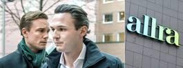 Ernstbergers nära medarbetare häktad