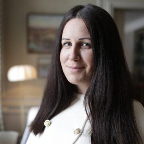 Anna Ekvall, barnadvokat
