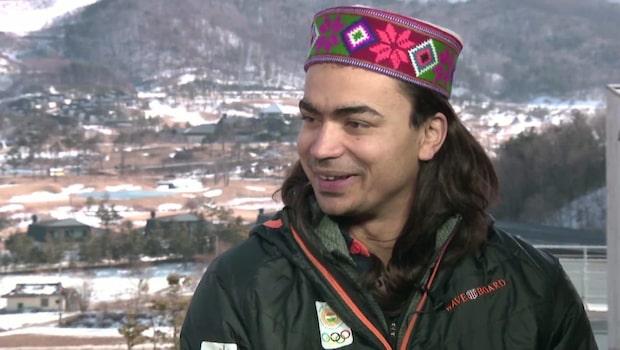 Indiens OS-legendar inspirerar