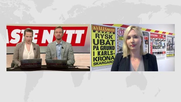 Här är morgonens nyheter från Sydsverige 22 maj