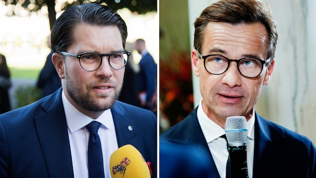 Intern press på Kristersson: Prata med SD