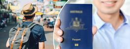 Så mycket kostar världens dyraste pass – hissnande