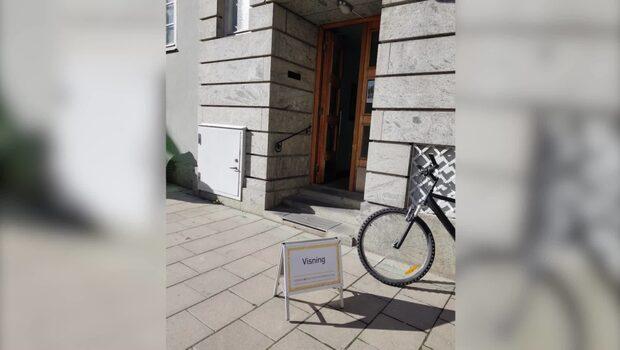 Arvstvisten efter Ribbing – nu ska våningen säljas