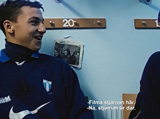 "Bröderna Gertten berättar om ""Den unge Zlatan"""