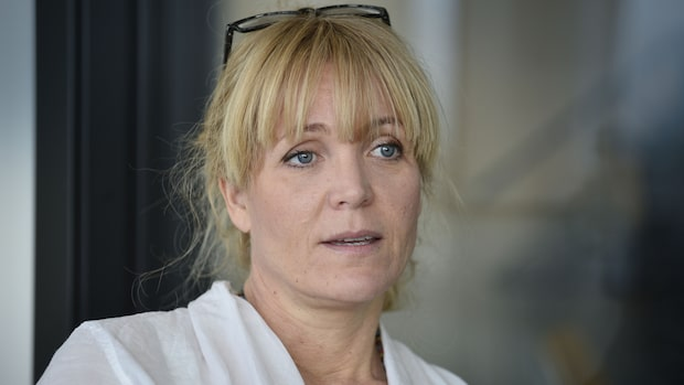 Skådespelaren pekas ut som  Kattis Ahlströms nya kärlek