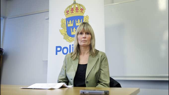 Ulrika Rogland, tidigare åklagare som utrett sexualbrott mot barn jobbar i dag som advokat med fokus att ta uppdrag som målsägandebiträde till barn Foto: LASSE SVENSSON