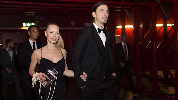 "Zlatan om kärleksmötet: ""Kan sluta riktigt illa"""