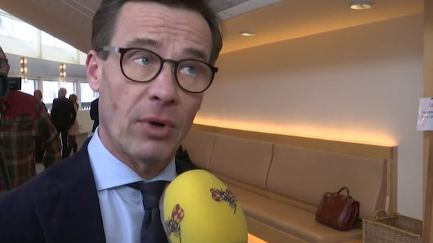 "Ulf Kristersson (M): ""Politiken måste stödja polisen"""