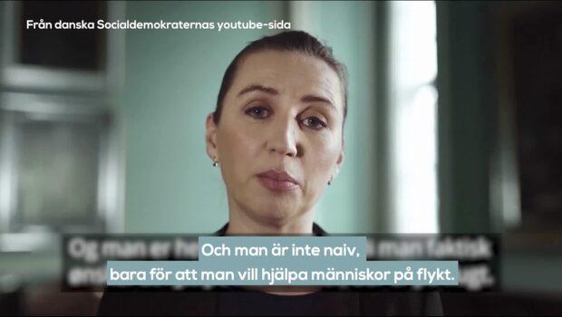 Danska förslaget: Skicka asylsökande till läger i Nordafrika