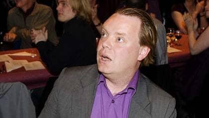 Rick Falkvinge. Foto: Magnus Jönsson