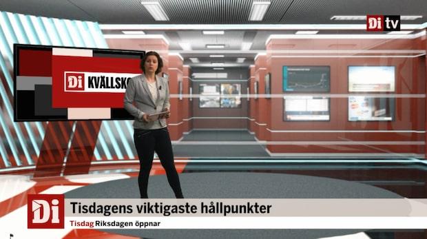 Kvällskoll - 26 september 2018