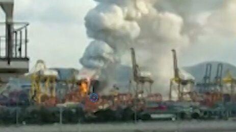 50 skadade efter explosion i Thailand