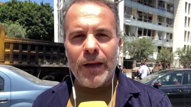 """""""Libanon kan vara på väg mot kollaps"""""""