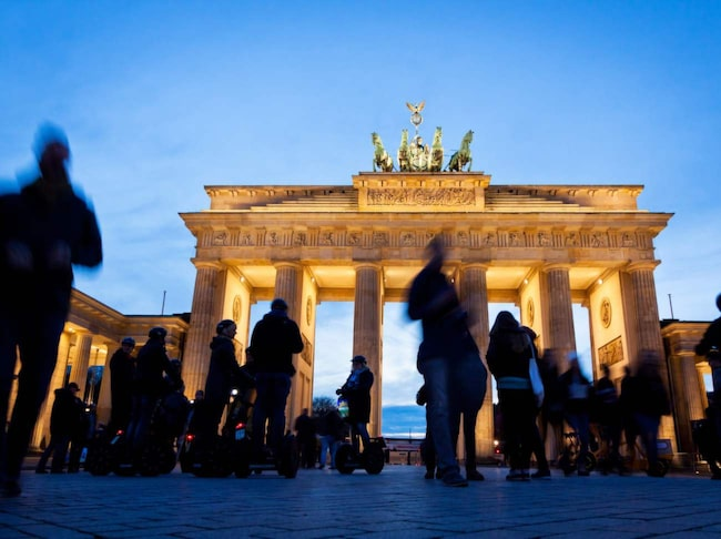 <span>Tyskland hamnar i topp på listan.</span>
