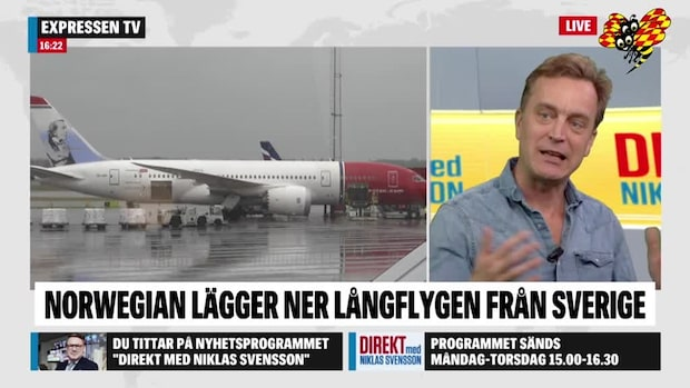 """Viggo Cavling: """"Ingen tävlar med SAS längre"""""""