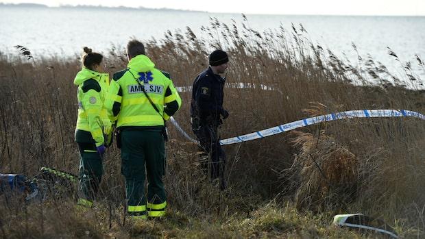 Person hittad död i vattnet utanför Landskrona