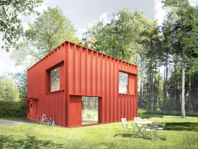 HemnetHemmet är ett nytt hem som Hemnet tagit fram tillsammans med arkitektkontoret Tham & Videgård. Genom en analys av 200 miljoner klick och 86 000 bostadsobjekt på Hemnet har de kommit fram till hur svenskarna verkligen vill bo.