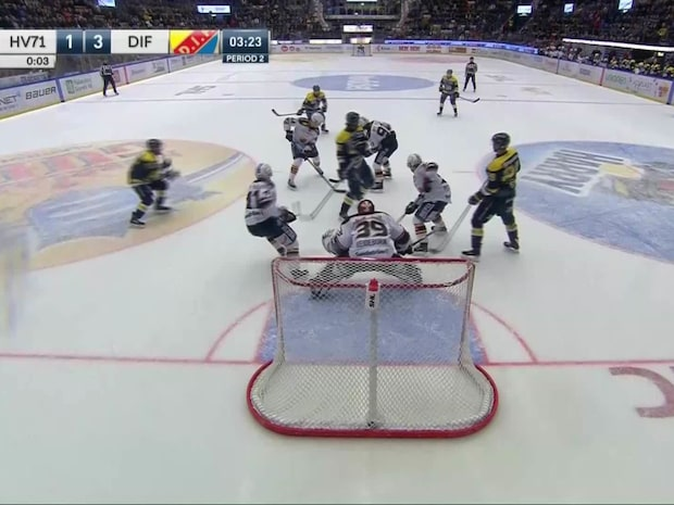 Highlights: HV71-Djurgården