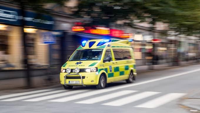 Ambulansen på bilden har inget med texten att göra. Foto: COLOURBOX