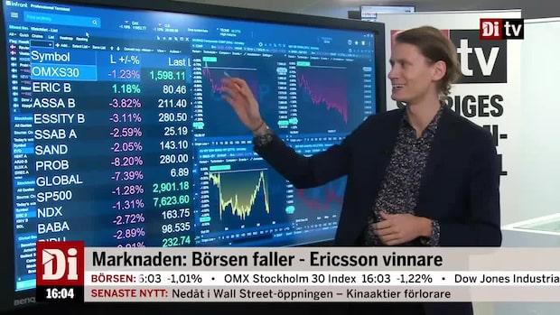 Marknadskoll: Handelsoron färgar världens börser