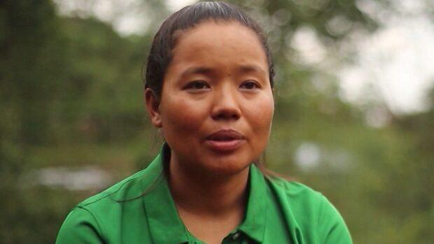 Hon jobbade som slav i sex år – nu vill hon hjälpa andra