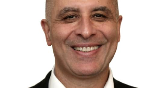 Aphram Melki (C). Foto: Centerpartiet
