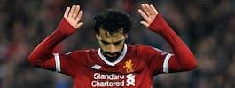 TV: Salah vägrar fira drömmålet