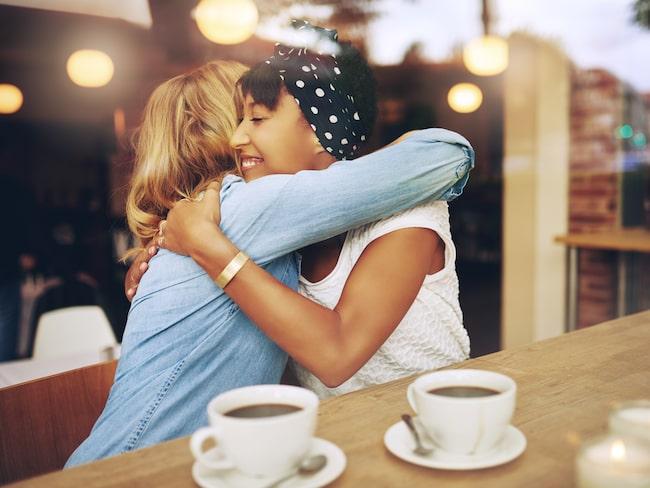 HSP-personer är ofta empatiska och omtänksamma.