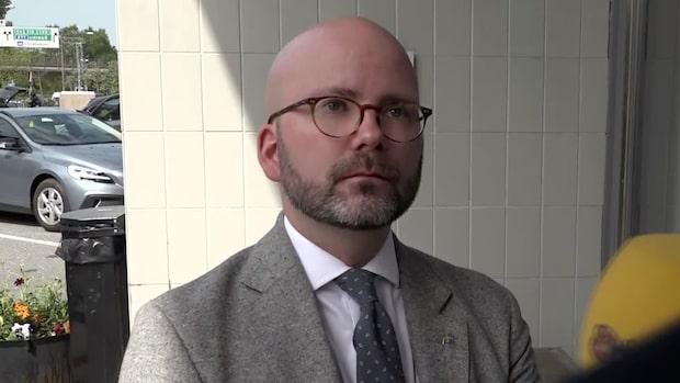 """Charlie Weimers om Lundgrens frånvaro: """"Han måste hämta sig"""""""