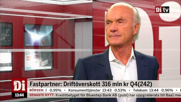 """Johansson: """"Börsen ska upp 20 procent"""""""
